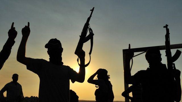 Perang di Suriah