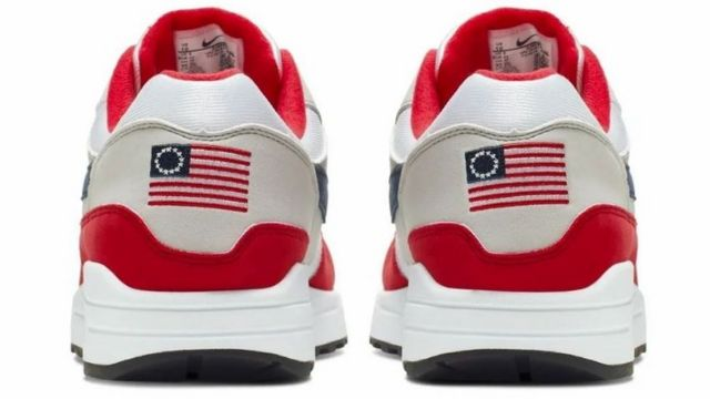 Calendario campeón boleto  Nike: la polémica en EE.UU. por