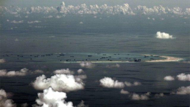 China South Sea