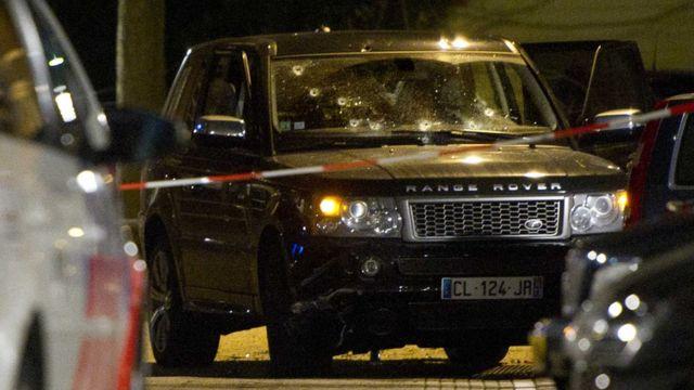 Peristiwa pembunuhan bulan Desember 2012 di Amsterdam