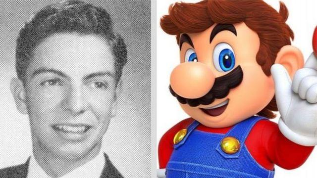 Маріо Сегалі та Супер Маріо