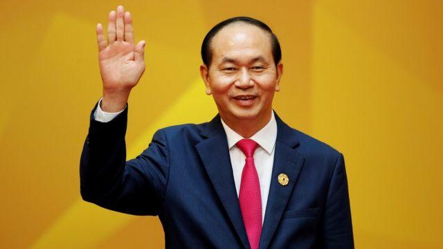 Chủ tịch Trần Đại Quang dự hội nghị Apec ở Đà Nẵng ngày 11/11/2017