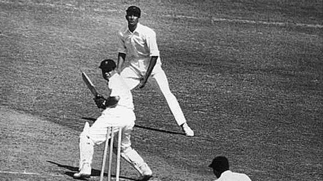 भारत और पाकिस्तान के बीच 1952 में खेला गया दिल्ली टेस्ट मैच.
