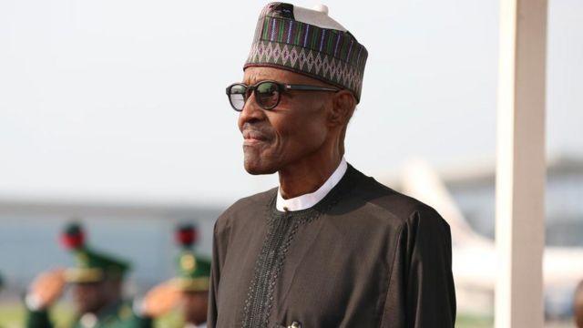 Dawowar Shugaba Buhari