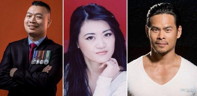 Paul Nguyen, Jessica Ly và Thai-Hoa Le