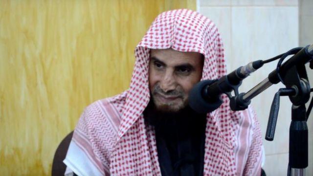 Saad al Hajari isimli din adamı