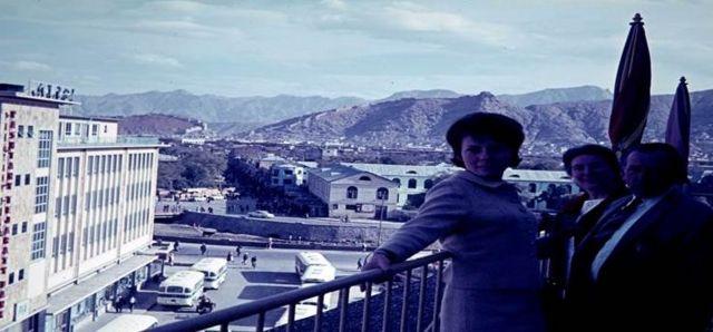 هتل سپین زر در کابل