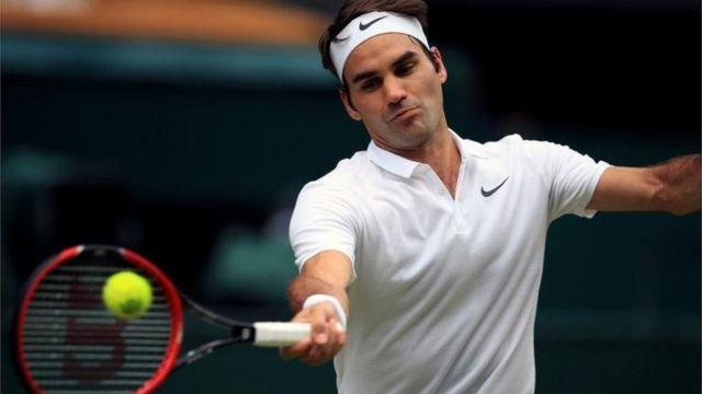 """""""Quiero jugar un tenis ofensivo en 2017"""", dijo Federer."""