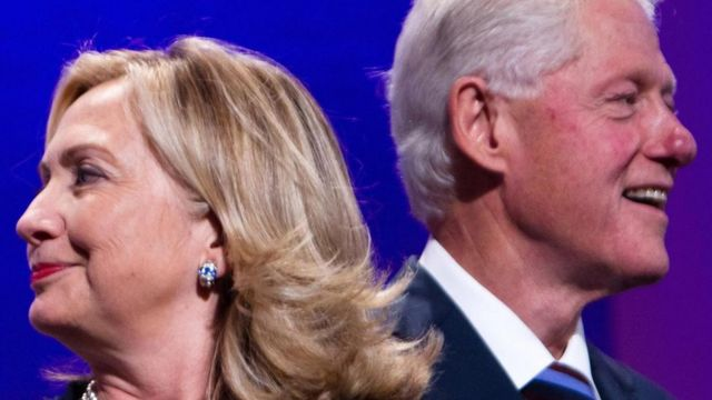Bill dan Hillary Clinton
