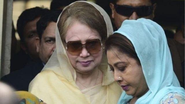 বিএনপি প্রধান খালেদা জিয়া আজ ছাড়া পেতে পারেন, দলে একইসাথে 'স্বস্তি' ও  'আতঙ্ক' - BBC News বাংলা