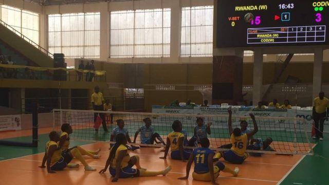 Rwanda awali walicheza dhidi ya DR Congo