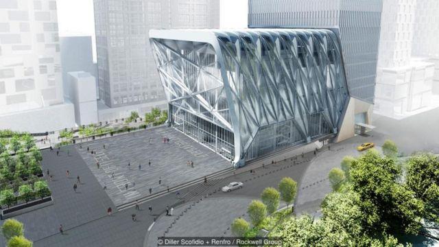 The Shed di New York adalah proyek yang ambisius dan berani.