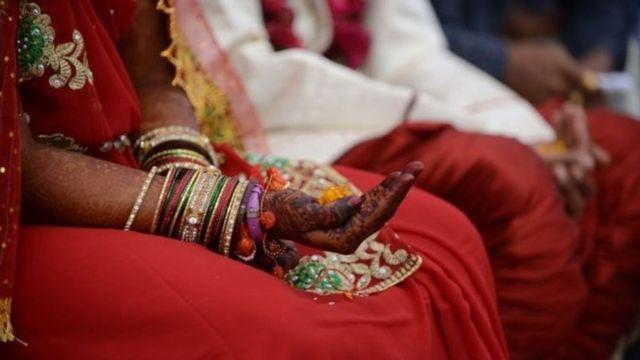 लग्नाचा प्रातिनिधिक फोटो