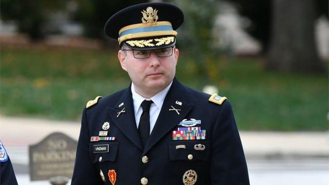 سرهنگ الکساندر ویندمن کارشناس ویژه اروپا و مسایل اوکراین در کمیته امنیت ملی آمریکا است