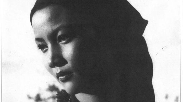 Diễn viên Kiều Chinh thời trẻ