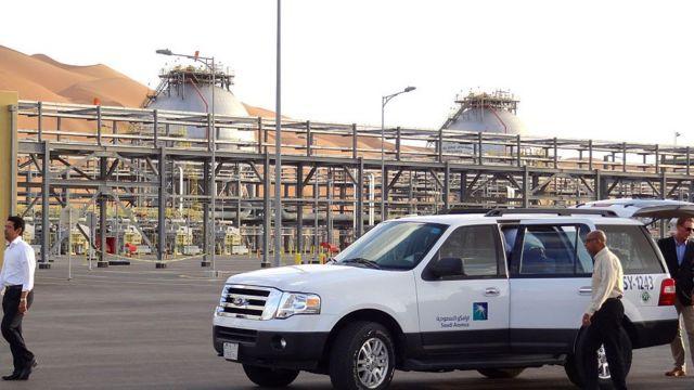 شرکت ملی نفت عربستان