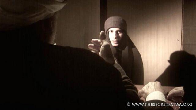 نمایی از فیلم 'فتوای محرمانه'