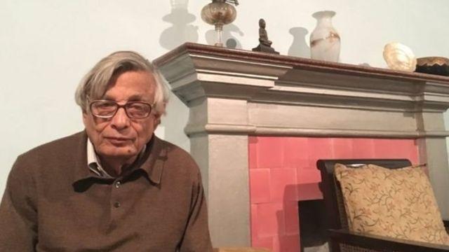 வரலாற்றாசிரியர் இர்ஃபான் ஹபீப்