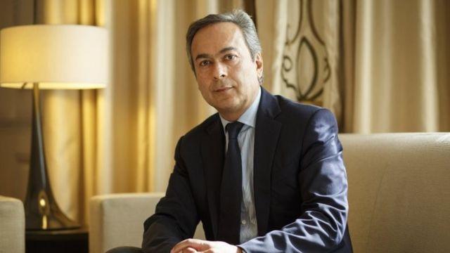Farhad Moshiri in 2013