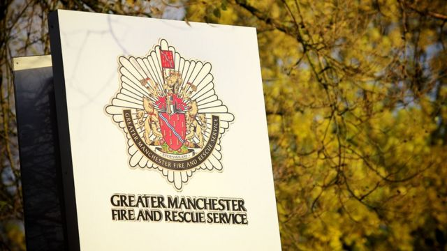 Greater Manchester firefighters' dispute 'risks lives'