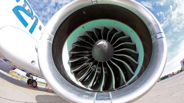 Pratt & Whitney PW1000G на МС-21