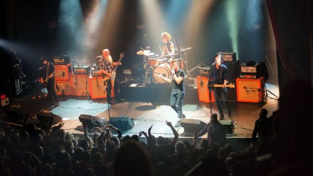 Eagles of Death Metal.