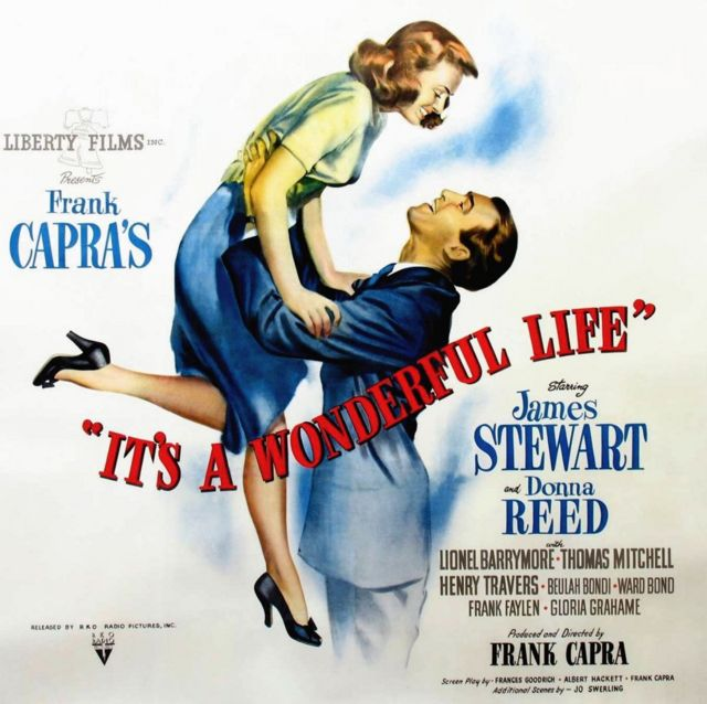 """Очолив рейтинг фільм """"Це дивовижне життя"""" - стрічка 1946 року"""