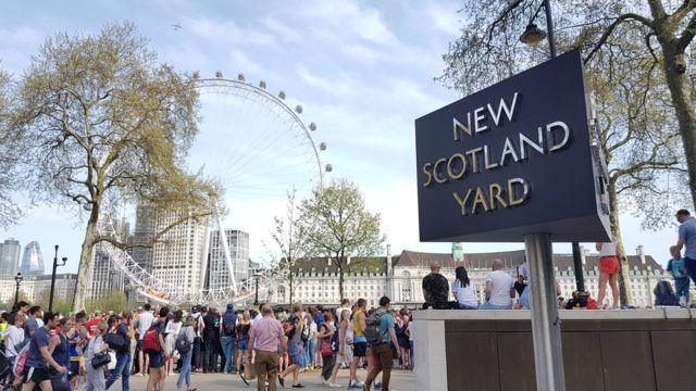 ลอนดอนมาราธอน 2018