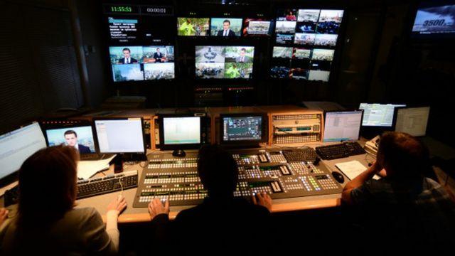 टेलीविजन स्क्रीन
