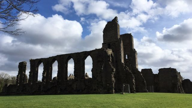 Neath Abbey should be better promoted, says councillor