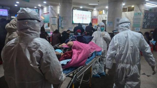 武汉某医院