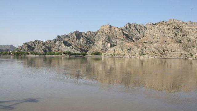 সিন্ধু নদ, পাকিস্তান অংশে