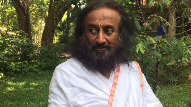 श्री श्री रविशंकर