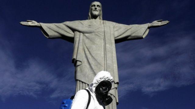 Outbreak of the coronavirus disease in Rio de Janeiro, Brazil