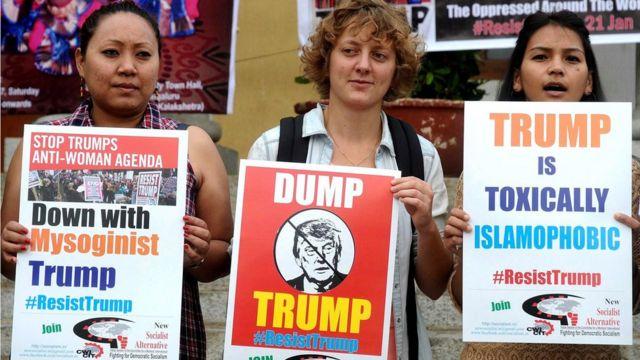 معترضان