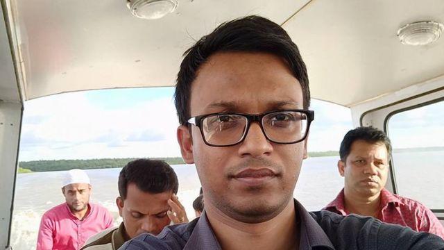 গাজী তারিক সালমন: 'আমাকে হয়রানি করার জন্যই এই মামলা'