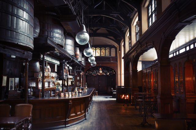 Tales from the bar - a tour of London's 'great pubs'