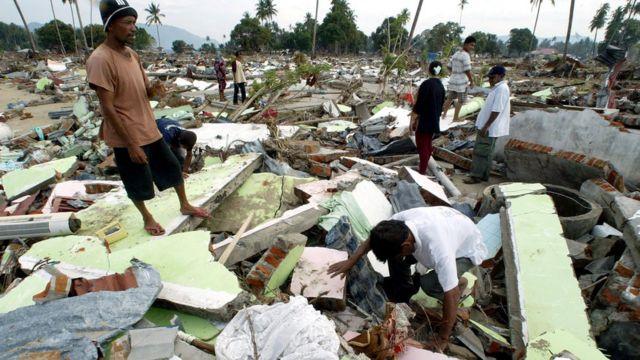 Aceh, tsunami, gempa, korban