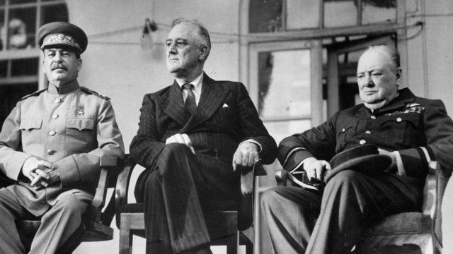 1943年德黑兰会议