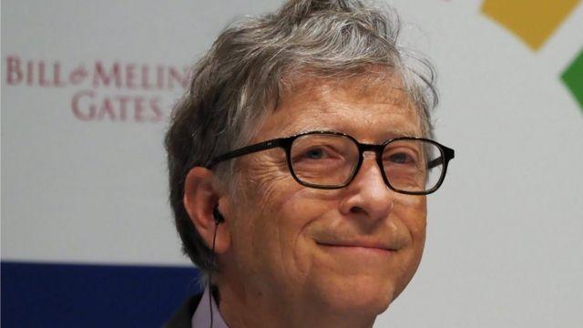 Bill Gates, fondateur de Microsoft