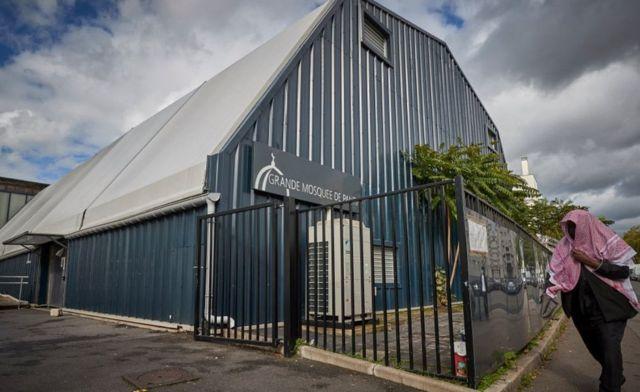 مسجد بانتان أغلقته السلطات الفرنسية