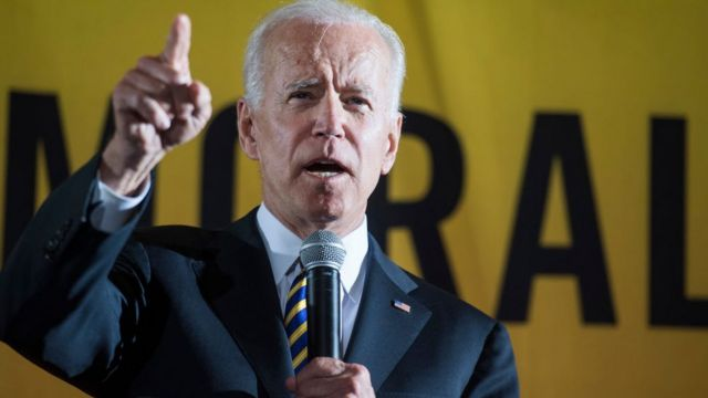 Joe Biden under fire for segregationist senators remarks