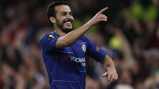 Pedro onye chakekara na mgba Chelsea gbara