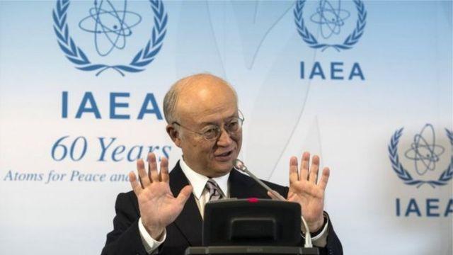 یوکیا آمانو، رئیس آژانس بینالمللی انرژی اتمی میگوید ایران به تعهدات خود در برجام پایبند بوده است