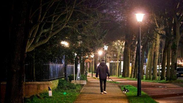 Hollanda sokakları