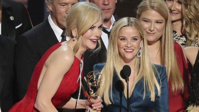 Nicole Kidman dan Reese Witherspoon