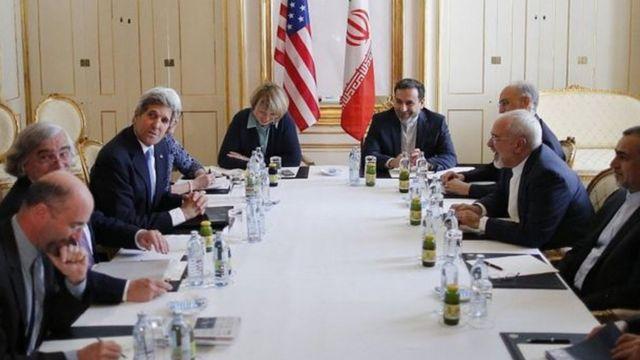 مفاوضات أمريكية إيرانية