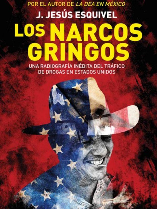 Portada de Los narcos gringos