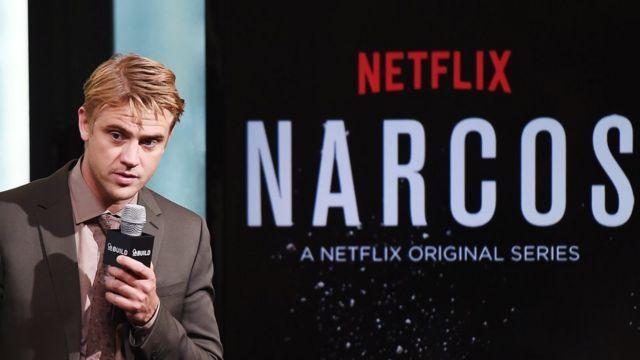 """Actor de """"Narcos"""" habla sobre la serie"""
