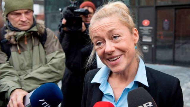 Jaksa Kia Reumert di Kopenhagen
